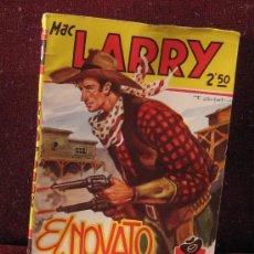 Tebeos: MAC LARRY. EL NOVATO. Nº35.. Lote 38187077