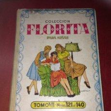 Tebeos: CLIPER TOMO 7 FLORITA GENERAL MUY DIFICIL DE ENCONTRAR. Lote 38922947