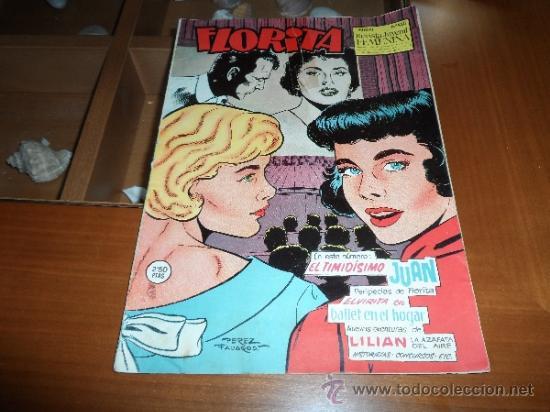 FLORITA Nº 426 EDICIONES CLIPER (Tebeos y Comics - Cliper - Florita)