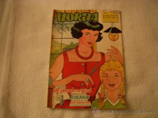 FLORITA Nº 436, EDITORIAL FLORITA (Tebeos y Comics - Cliper - Florita)