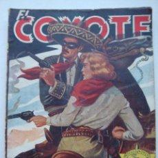 Tebeos: EL COYOTE J. MALLORQUÍ Nº 32 GALOPANDO CON LA MUERTE EDICIÓN 1946. Lote 39328657