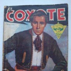 Tebeos: EL COYOTE J. MALLORQUÍ Nº 35 ¨CACHORRO DE COYOTE¨EDICIONES CLIPER 1946 . Lote 39330419