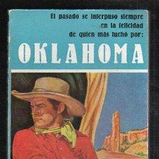 Tebeos: NOVELAS DEL OESTE. J. MALLORQUI. OKLAHOMA. Nº 20. EDICIONES CLIPER. Lote 39714286