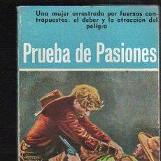 Tebeos: NOVELAS DEL OESTE. J. MALLORQUI. PRUEBA DE PASIONES. Nº 17. EDICIONES CLIPER. Lote 39714477