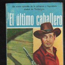 Livros de Banda Desenhada: NOVELAS DEL OESTE. J. MALLORQUI. EL ULTIMO CABALLERO. Nº 51. EDICIONES CLIPER. Lote 39714571