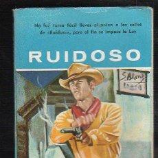 NOVELAS DEL OESTE. J. MALLORQUI. RUIDOSO. Nº 50. EDICIONES CLIPER