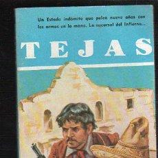 Tebeos: NOVELAS DEL OESTE. J. MALLORQUI. TEJAS. Nº 26. EDICIONES CLIPER. Lote 39715217