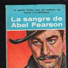 Tebeos: NOVELAS DEL OESTE. J. MALLORQUI. LA SANGRE DE ABEL FEARSON. Nº 39. EDICIONES CLIPER. Lote 39715493
