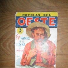 Tebeos: EL RANCHO DE LA FLECHA. J. MALLORQUI. EDICIONES CLIPER, NOVELAS DEL OESTE *. Lote 40055117
