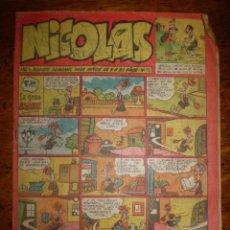 Tebeos: NICOLAS Nº 112 - AÑO V - EDICIONES CLIPER -. Lote 40310993