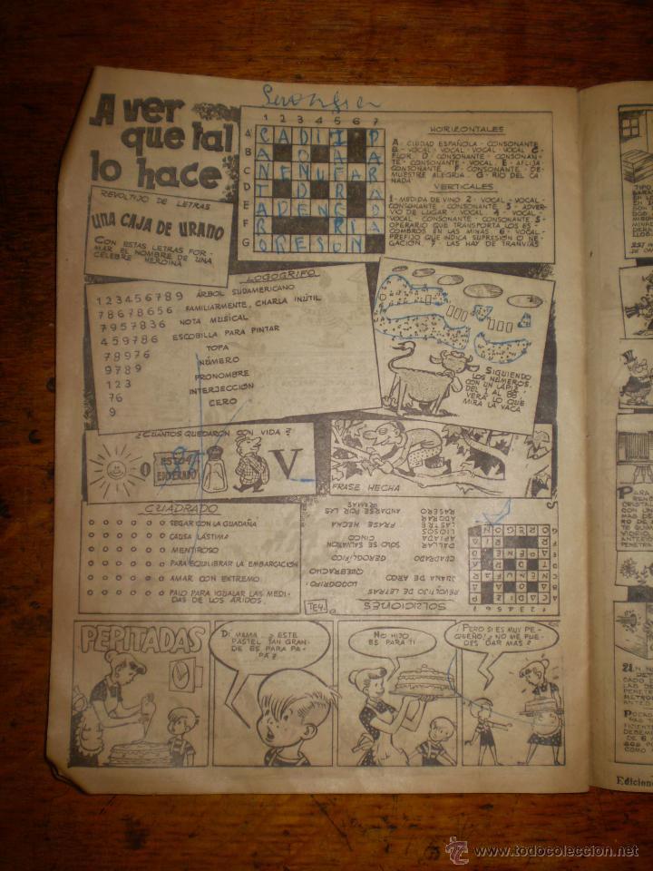 Tebeos: Nicolas nº 112 - Año V - Ediciones Cliper - - Foto 3 - 40310993