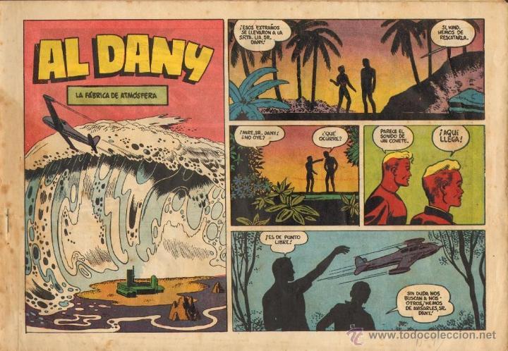TEBEOS-COMICS GOYO - AL DANY - Nº 9 - 1953 - HIDALGO - VICTOR MORA *AA99 (Tebeos y Comics - Cliper - Otros)
