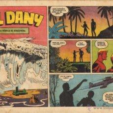 Tebeos: TEBEOS-COMICS GOYO - AL DANY - Nº 9 - 1953 - HIDALGO - VICTOR MORA *AA99. Lote 40477795