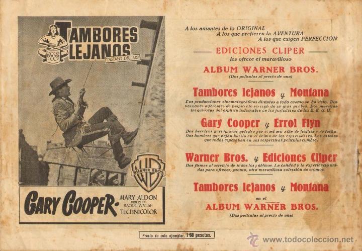 Tebeos: TEBEOS-COMICS GOYO - AL DANY - Nº 9 - 1953 - HIDALGO - VICTOR MORA *AA99 - Foto 2 - 40477795