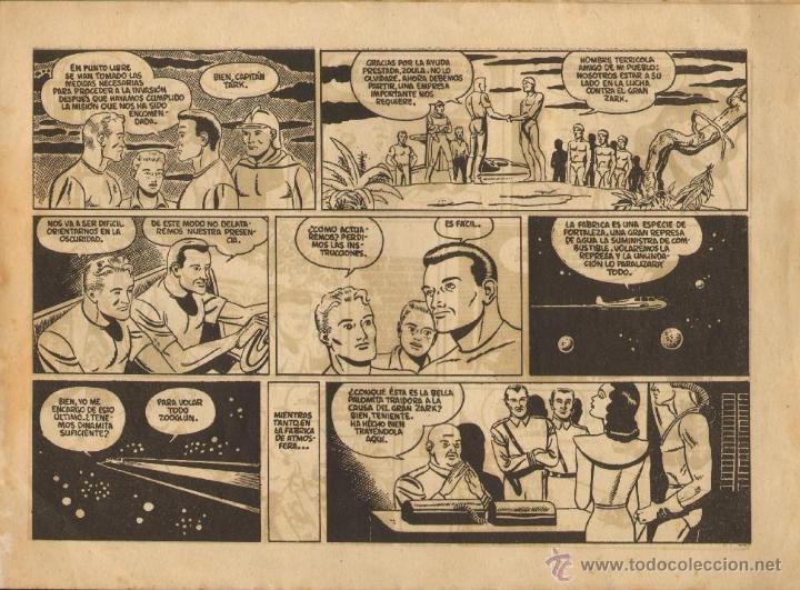 Tebeos: TEBEOS-COMICS GOYO - AL DANY - Nº 9 - 1953 - HIDALGO - VICTOR MORA *AA99 - Foto 3 - 40477795