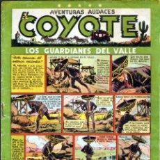 Tebeos: TEBEOS-COMICS GOYO - COYOTE - Nº 14 - ED. CLIPER - 1947 - DIFICIL ORIGINAL *AA99. Lote 40664678