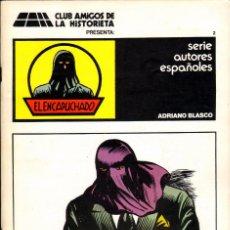 Tebeos: TEBEOS-COMICS GOYO - ENCAPUCHADO - ALBUM 2 - CAH - 197? - BLASCO - MUY DIFICIL - *CC99. Lote 40805226