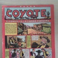 Tebeos: Nº 38, EL COYOTE EN LA CIUDAD FANTASMA AÑOS 1948-50 (1,50 PTS). CLIPER. Lote 41288120