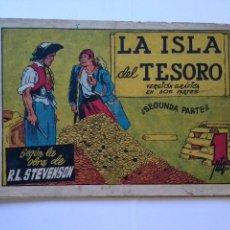 Tebeos: LA ISLA DEL TESORO 2ª PARTE - GERPLA. Lote 43062893