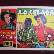 Tebeos: EL INTREPIDO ARIZONA Nº 10 LA CELADA. EDITORIAL CISNE, GERPLA 1942. JESUS BLASCO. Lote 42432507