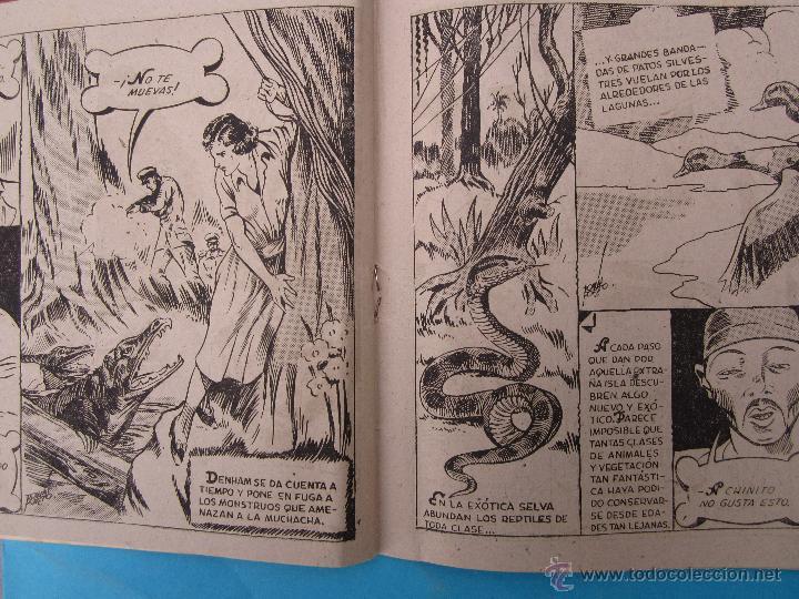 Tebeos: coleccion pelicula famosas n. 12 - el hijo de kong rko radio film editorial cisne 1942 - Foto 3 - 42443294