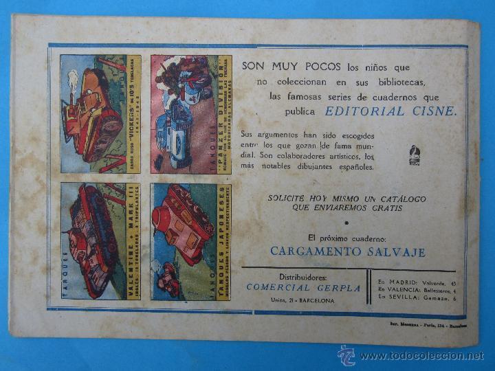 Tebeos: coleccion pelicula famosas n. 12 - el hijo de kong rko radio film editorial cisne 1942 - Foto 4 - 42443294