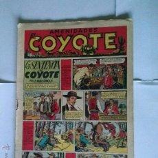 Tebeos: EL COYOTE Nº 3 -CLIPER- COMO SE VE. Lote 42656006