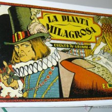 TEBEOS-COMICS CANDY - CUENTOS SELECTOS - CLIPER - 1942 - LA PLANTA MILAGROSA *CC99