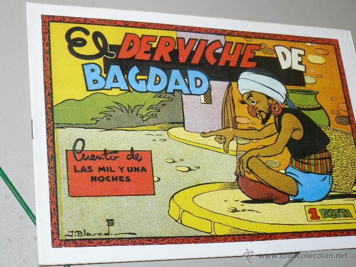 TEBEOS-COMICS CANDY - CUENTOS SELECTOS - CLIPER - 1942 - EL DERVICHE DE BAGDAD *CC99 (Tebeos y Comics - Cliper - Otros)