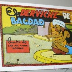 Tebeos: TEBEOS-COMICS CANDY - CUENTOS SELECTOS - CLIPER - 1942 - EL DERVICHE DE BAGDAD *CC99. Lote 43149545