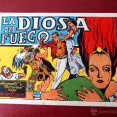 Tebeos: LA DIOSA DE FUEGO (PELÍCULAS FAMOSAS). Lote 43597650