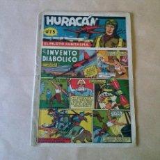 Tebeos: HURACAN ,EL PILOTO FANTASMA Nº 6 - GERPLA ,CISNE. Lote 43778735
