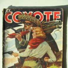 Tebeos: EL COYOTE - NÚMERO 32 - GALOPANDO CON LA MUERTE - AÑO 1946. Lote 43885486