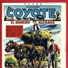 Tebeos: HISTORIETAS EL COYOTE , Nº 93 , CLIPER , ORIGINAL. Lote 43924911