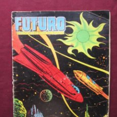 Futuro Nº 10. Revista de las rutas del espacio. Ed. Cliper, Original 1957