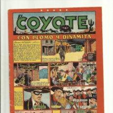 Tebeos: EL COYOTE Nº 11. Lote 45013716