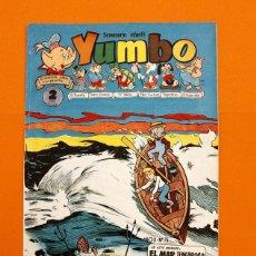 Tebeos: YUMBO Nº 75 - SEMANARIO INFANTIL - GERPLA -. Lote 45202292