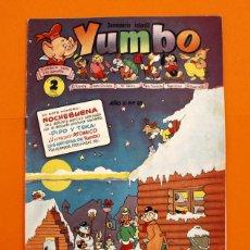 Tebeos: YUMBO Nº 93 - SEMANARIO INFANTIL - GERPLA -. Lote 45202471