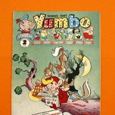 Tebeos: YUMBO Nº 96 - SEMANARIO INFANTIL - GERPLA -. Lote 45202504