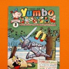 Tebeos: YUMBO Nº 128 - SEMANARIO INFANTIL - GERPLA -. Lote 45202938