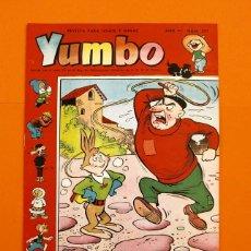 Tebeos: YUMBO Nº 297 - SEMANARIO INFANTIL - GERPLA -. Lote 45203751