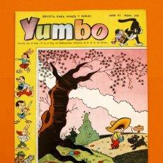 Tebeos: YUMBO Nº 298 - SEMANARIO INFANTIL - GERPLA -. Lote 45203773