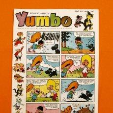 Tebeos: YUMBO Nº 307 - SEMANARIO INFANTIL - GERPLA -. Lote 45203926