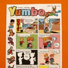Tebeos: YUMBO Nº 316 - SEMANARIO INFANTIL - GERPLA -. Lote 45204027