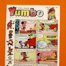 Tebeos: YUMBO Nº 326 - SEMANARIO INFANTIL - GERPLA -. Lote 45204177