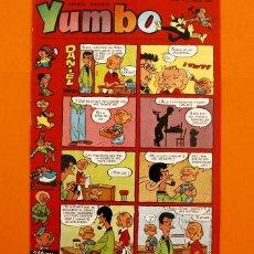 Tebeos: YUMBO Nº 338 - SEMANARIO INFANTIL -. Lote 45204300