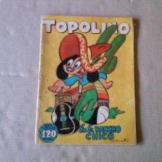 Tebeos: TOPOLINO Nº 7 - GERPLA. Lote 45731073