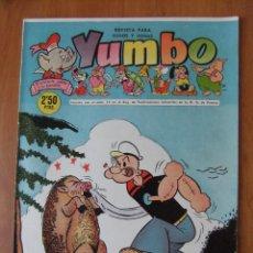 Tebeos: YUMBO Nº 269 EDICIONES CLIPER. Lote 45822639