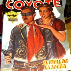 Tebeos: EL FINAL DE LA LUCHA J. MALLORQUÍ EL COYOTE Nº 14 EDICIONES CLIPER AÑOS 40 . Lote 45835094