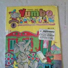 Tebeos: YUMBO Nº 82 Y 144 - CLIPER. Lote 45870661